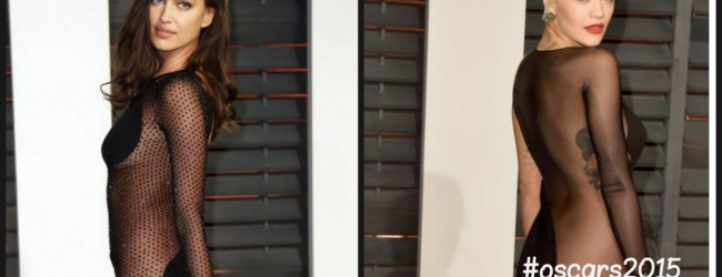 Rita Ora και Irina Shayk προκάλεσαν εγκεφαλικά στο πάρτι για τα Όσκαρ