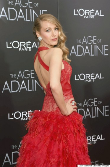 """The Age Of Adaline"" New York Premiere"