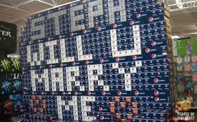 e823e2b1d2d8 2a1eb1f100000578-3145572-nothing says i love you like a mountain of pepsi cans-a-3 1435744210920  ...