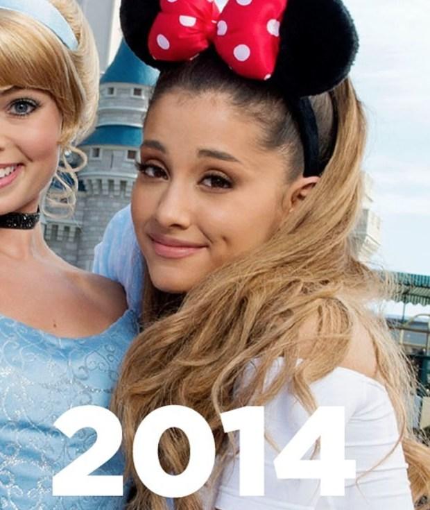 Ariana Grande2014