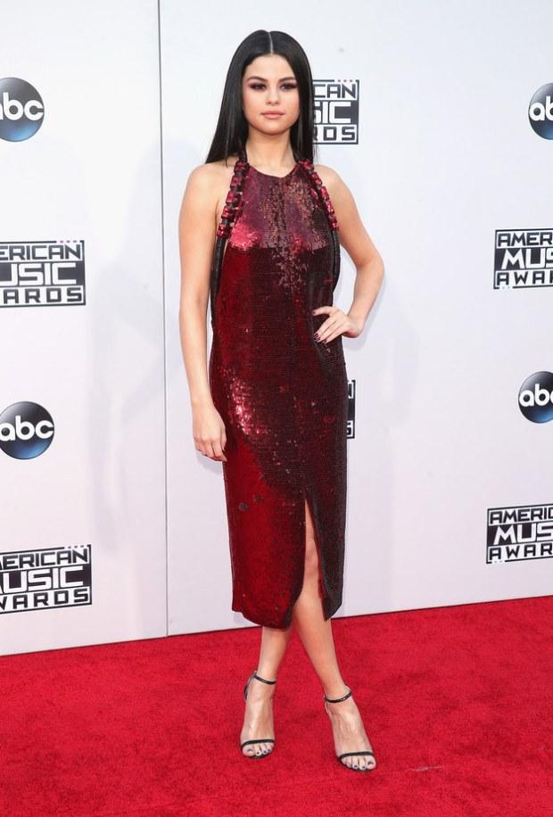 Selena Gomez 2015AMAs