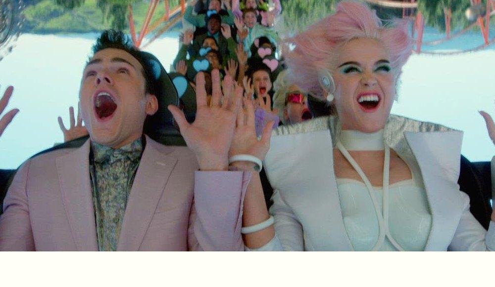 Το Making Of του «Chained To The Rhythm» της Katy Perry!