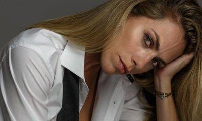 Η Ντορέττα Παπαδημητρίου κουβεντιάζει για ένα ρόλο σε μια ξένη σειρά