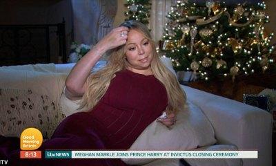 Mariah Carey προκαλεί