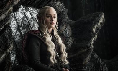 πρωταγωνίστρια του Game Of Thrones στη Μύκονο!