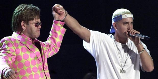 πόσο δεν έχει αλλάξει ο Eminem με τα χρόνια