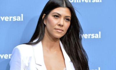 έγκυος και η Kourtney Kardashian;