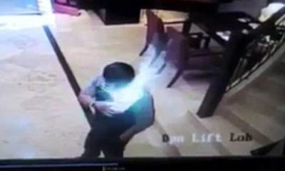 Smartphone εκρήγνυται στην τσέπη ενός άντρα-Δείτε το βίντεο
