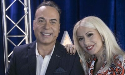 Φώτης Σεργουλόπουλος και η Μαρία Μπακοδήμου ξανά μαζί σε εκπομπή!