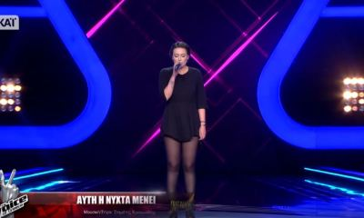 The Voice: Δεν μπορείς να πιστέψεις που έχουμε ξαναδεί αυτήν την παίκτρια