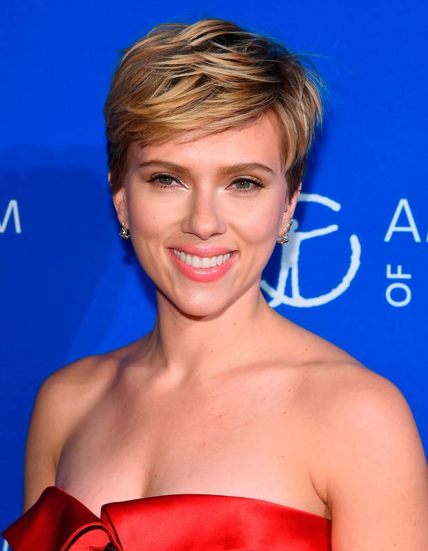 Scarlett Johansson με το νέο της σύντροφο