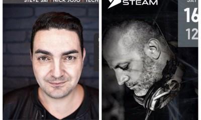 Olivier Giacomotto, Danilo Vigorito, Luciano Esse, Mikee, και Nick A. στο Steam