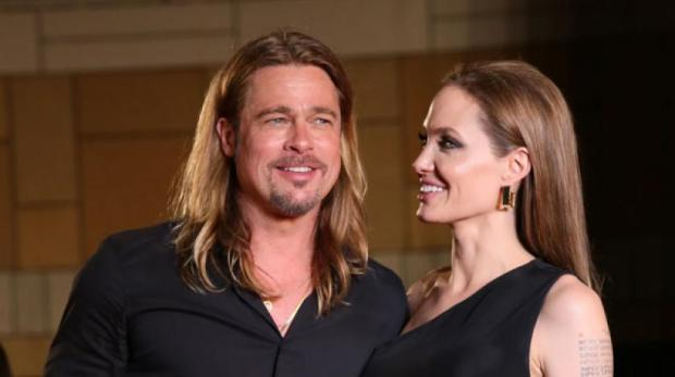 Angelina Jolie μίλησε για τον Brad Pitt