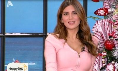 Σταματίνα Τσιμτσιλή αποκαλύπτει on air το μήνα που θα γεννήσει!