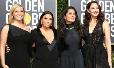 γυναίκες που δεν φόρεσαν μαύρα στις Χρυσές Σφαίρες