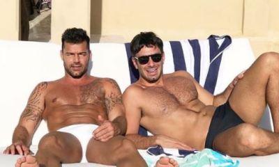Ricky Martin παντρεύτηκε