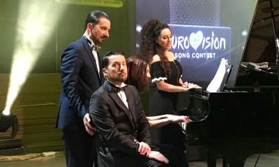 τηλεθέαση σημείωσε η παρουσίαση του τραγουδιού της Eurovision απέναντι σε Survivor και MasterChef;