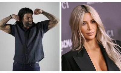 Νίκος Θωμάς του Survivor έχει γνωρίσει την Kim Kardashian