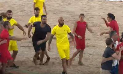βίντεο με τον τσακωμό Τούρκων και Ρουμάνων που δεν έδειξαν στο Survivor