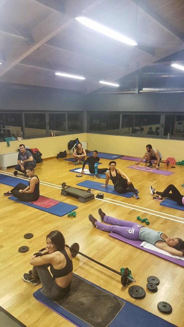 Γυμνάσου στο Body Solutions του Ocean Sports Center