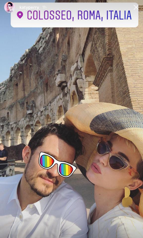 Katy Perry και ο Orlando Bloom είναι ξανά μαζί