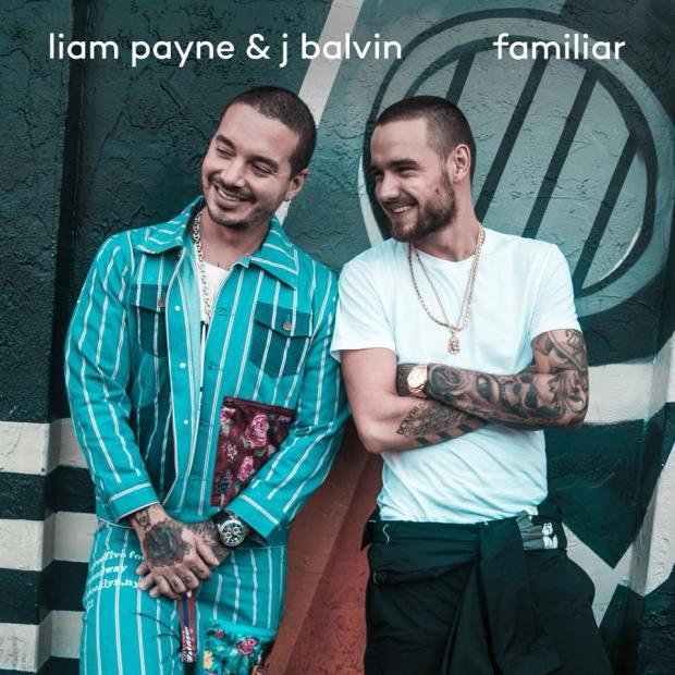 Το νέο τραγούδι του Liam Payne και του J Balvin