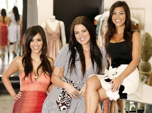 κατάστημα των Kardashian