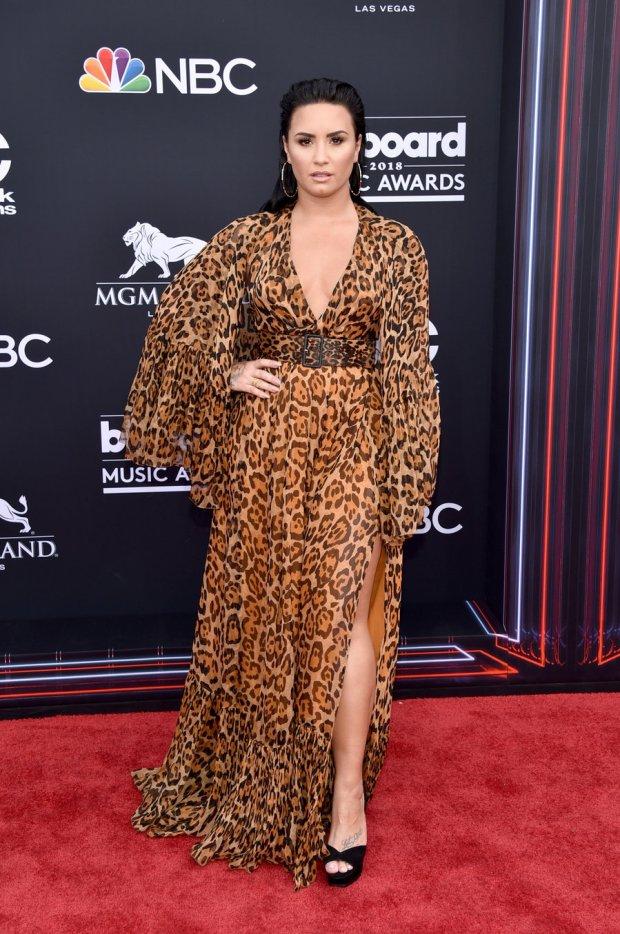 κόκκινο χαλί των Billboard Music Awards