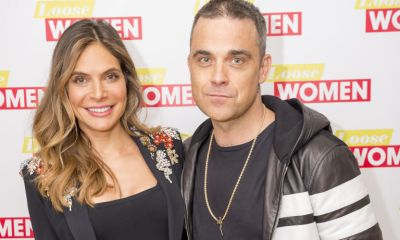 Με κλάξον ξύπνησε την γυναίκα του ο Robbie Williams