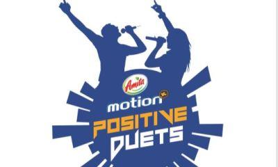 Amita Motion Positive Duets