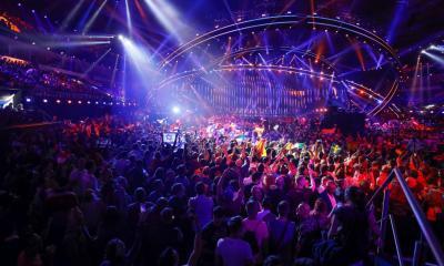 αποτελέσματα του Β Ημιτελικού της Eurovision