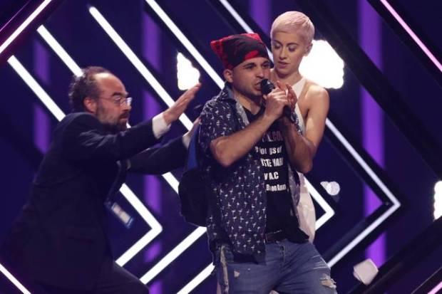 εκπρόσωπος της Αγγλίας στην φετινή Eurovision
