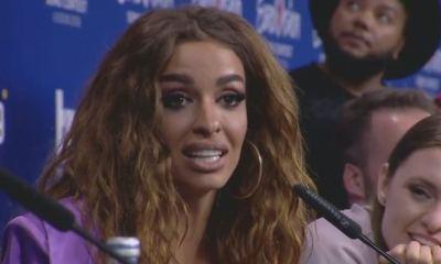 η Ελένη Φουρέιρα τον αποκλεισμό της Ελλάδας από τον τελικό της Eurovision