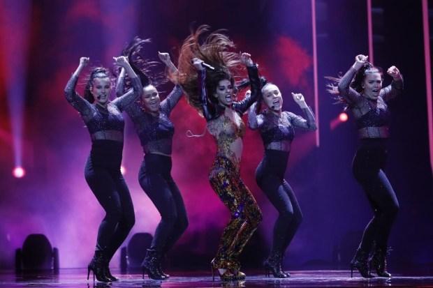 πόσα κιλά έχασε η Ελένη Φουρέιρα μέσα σε 10 ημέρες εξαιτίας της Eurovision