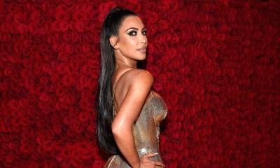 Kim Kardashian είναι ολόγυμνη