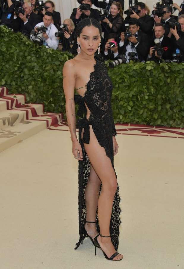 Οι πιο σέξυ εμφανίσεις στο Met Gala 2018
