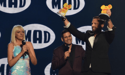 νικητές των Mad Video Music Awards 2018