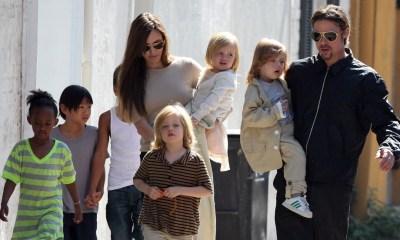 παιδιά Angelina Jolie και Brad Pitt