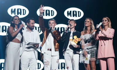 Marcus & Martinus στα MAD Video Music Awards