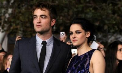 δήλωση του Robert Pattinson για την Kristen Stewart