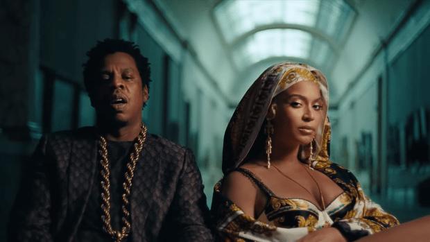 Beyonce και οJay-Z κυκλοφόρησαν ένα κοινό άλμπουμ