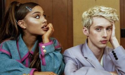 Ariana Grande και ο Troye Sivan