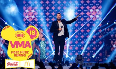 συνεργασίες των Mad Video Music Awards 2018