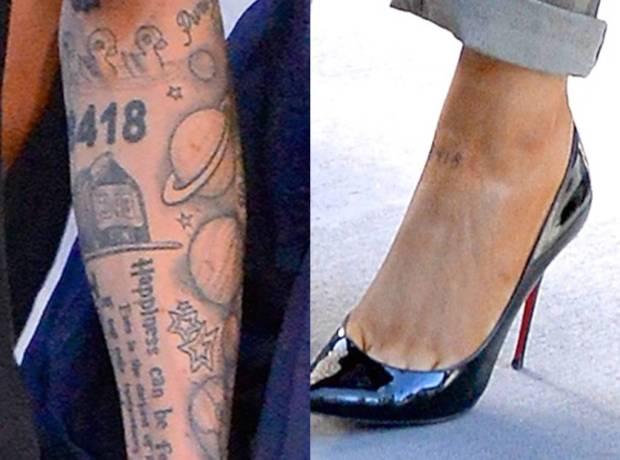 Ariana Grande έκανε ένα τατουάζ