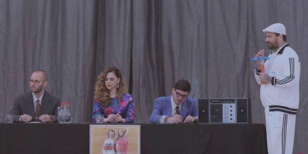 video clip της Ρένας Μόρφη με τον Τάκι Τσαν