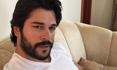 πρωταγωνιστής του Kara Sevda κάνει διακοπές στην Ελλάδα