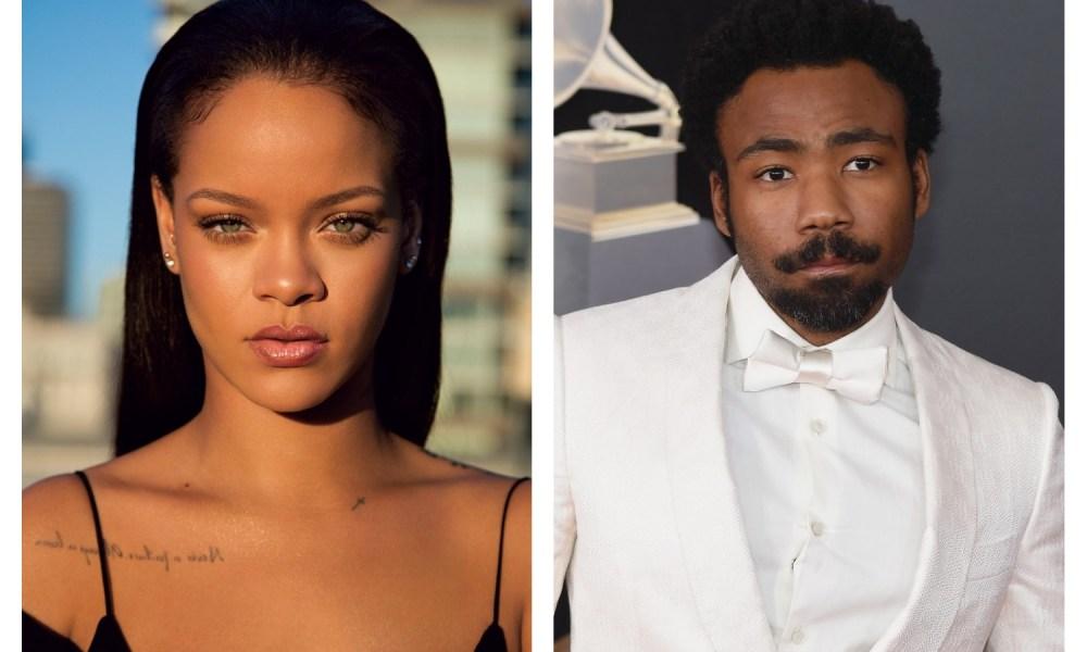 Rihanna και ο Childish Gambino θα παίξουν μαζί σε ταινία