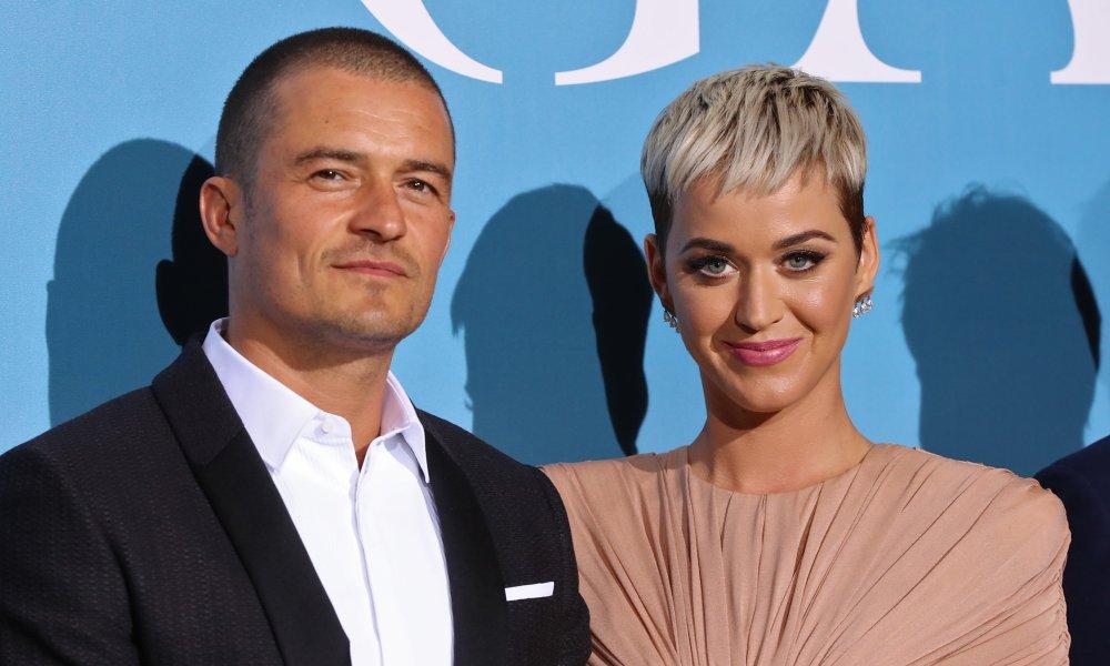 Katy Perry και ο Orlando Bloom αρραβωνιάστηκαν