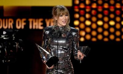 Taylor Swift έσπασε ένα μεγάλο ρεκόρ