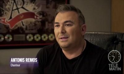 Αντώνης Ρέμος σε αφιέρωμα της γαλλικής τηλεόρασης